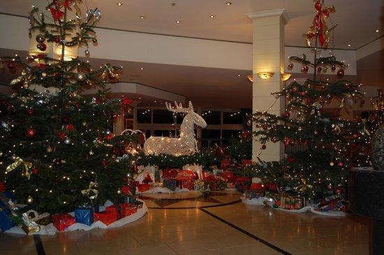 weihnachten foto van gerry weber sportpark hotel halle. Black Bedroom Furniture Sets. Home Design Ideas
