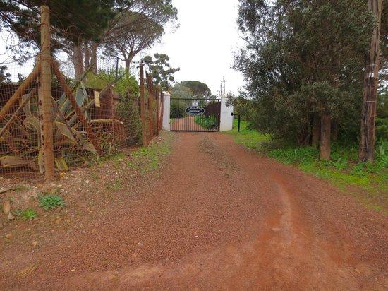 Chelaya Country Lodge: Entrance