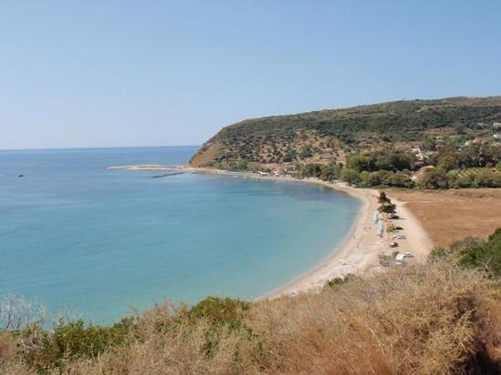 Katelios, Yunani: view of the beach