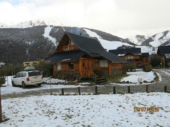 Los Nires Lodge Cerro Catedral: Cabaña 1