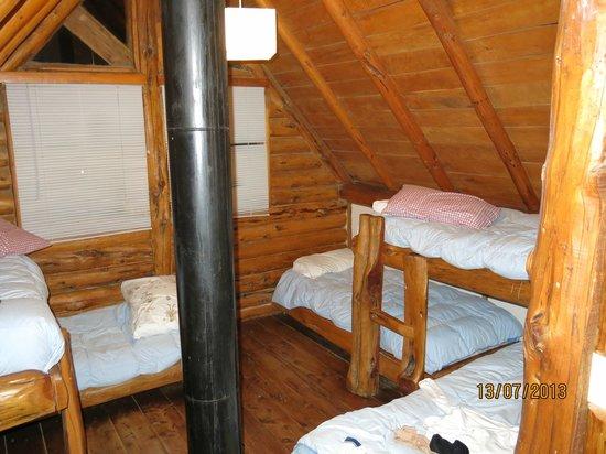 Los Nires Lodge Cerro Catedral: Habitación superior