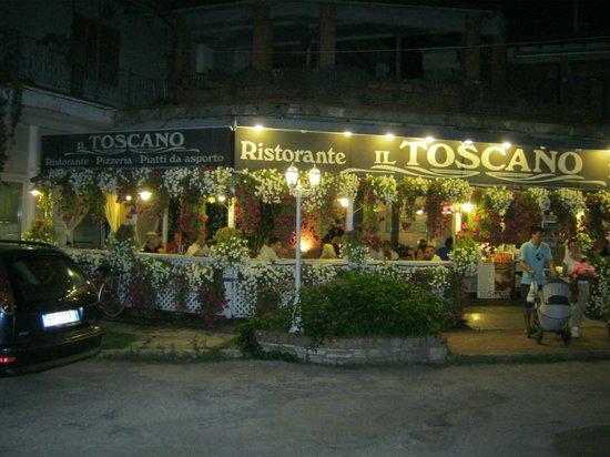 Ristorante Il Toscano: Ristorante