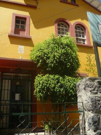 Hostal Alcala : Vista del Hostal
