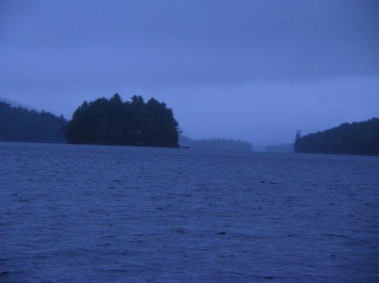 Motel Long Lake and Cottages: around lake