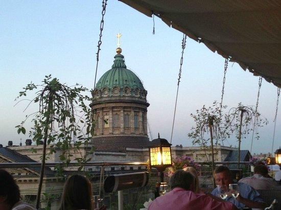 Terrassa : Вид на Казанский собор