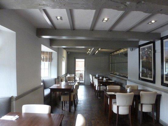 Roebuck Inn: Dining area