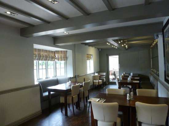 ‪‪Roebuck Inn‬: Dining & breakfast room‬