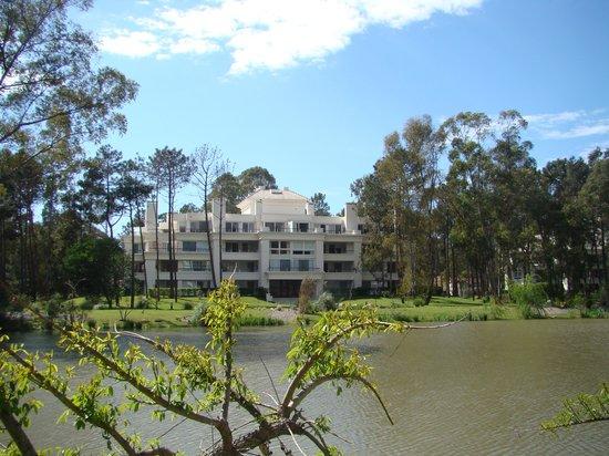 Green Park: vista complejo