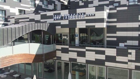 TRYP Zaragoza: Hotel