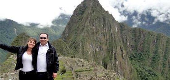 Discovering Peru: Machu-Picchu