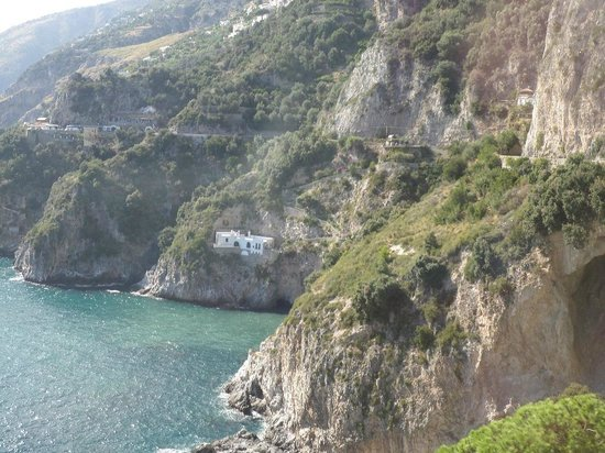 Carlton International Hotel: all pictures are from the Amalfi way, which Enrico helped us with advises :)