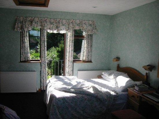 Heatherlea Guest House : Onze slaapkamer
