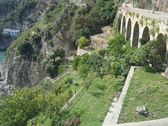 Carlton International Hotel : all pictures are from the Amalfi way, which Enrico helped us with advises :)