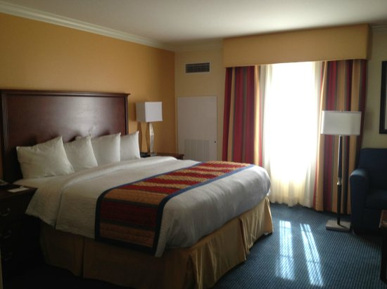 TownePlace Suites by Marriott Fort Worth Downtown: Room