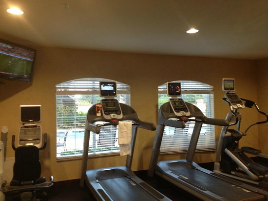 TownePlace Suites by Marriott Fort Worth Downtown: Fitness room