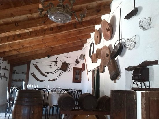 Hotel Rural San Isidro: Comedor