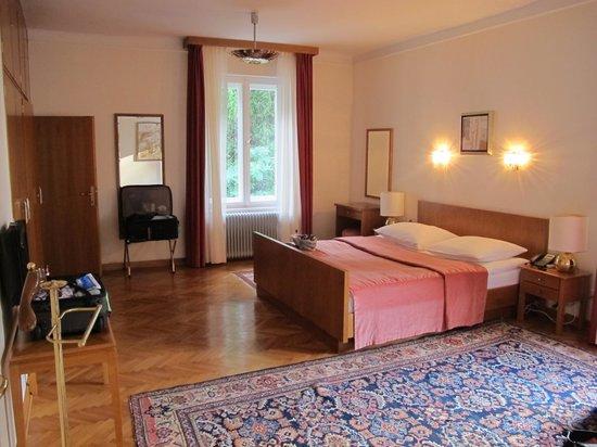 Vila Bled: Big room