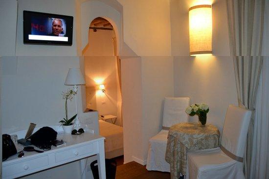 B&B Il Corso : Petit salon