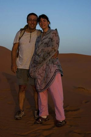 Morocco Experience Tours -  Day Tours: Amanecer en Erg Chebby
