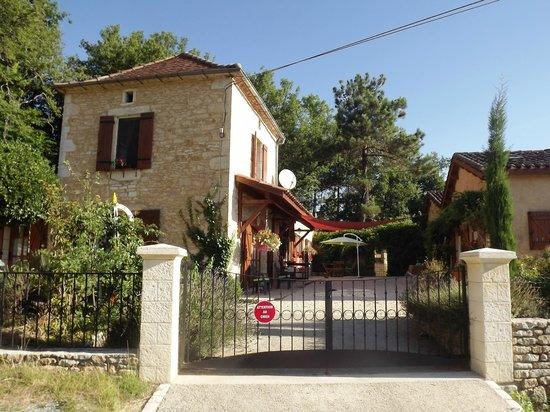 Cuzorn, France : Un lieu reposant