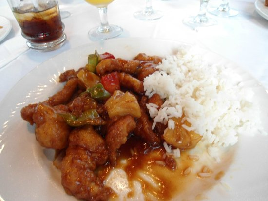 Ming Court Wok & Grille : Yummy!