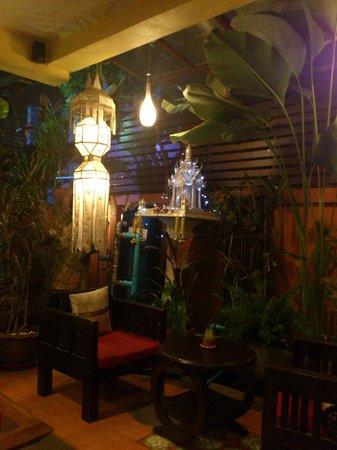 Chang Thai House : Recepción