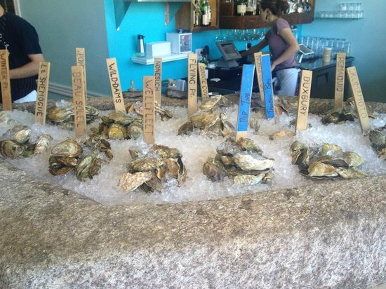 Eventide Oyster Company: beauties