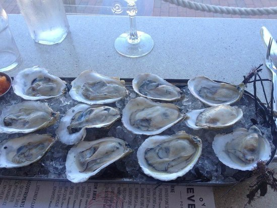 Eventide Oyster Company: oysters