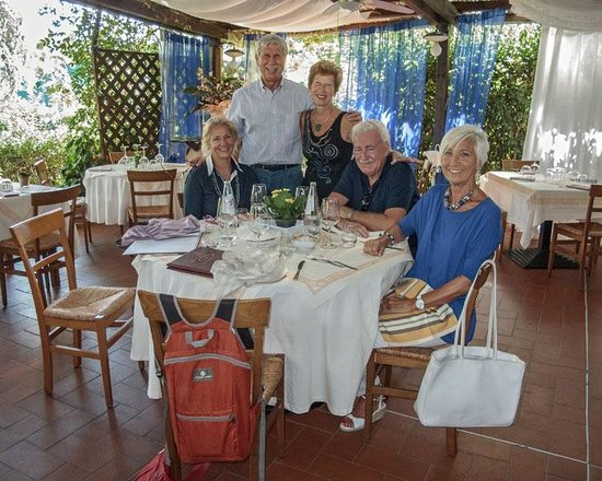 Trattoria Donnini : Wonderful Friends