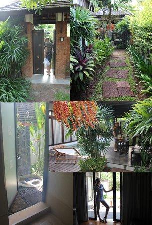 Melati Beach Resort & Spa: Вилла