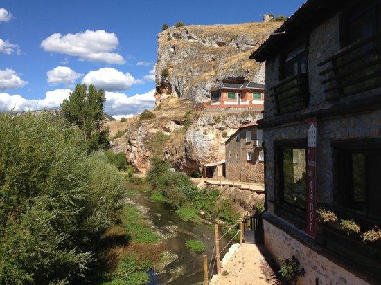 El Balcón del Cañón: Vista general desde el puente