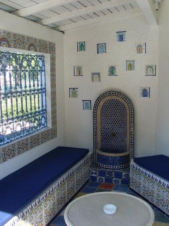 Le petit salon marocain - Photo de Hotel Europe, La Grande ...