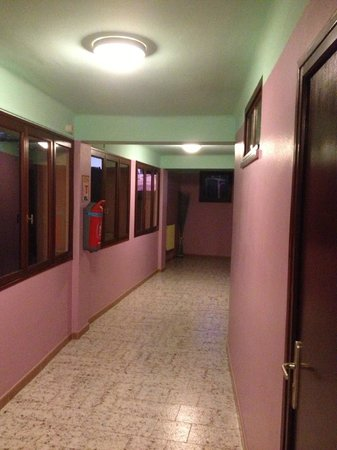 Hotel Celine : hall