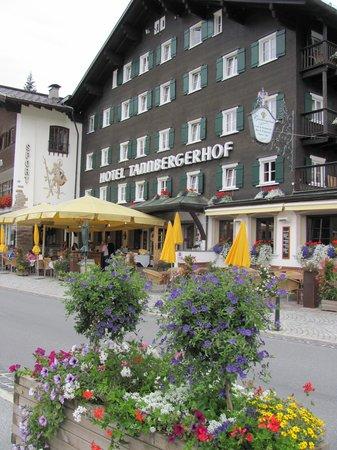 Hotel Tannbergerhof: The hotel 1.