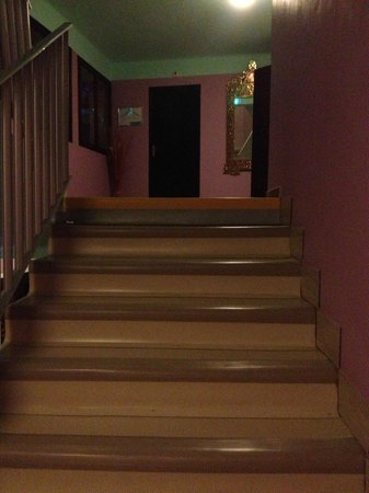 Hotel Celine : entree