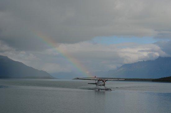 Planet Earth Adventures: Rainbow - Katmai Air to Brooks Lodge