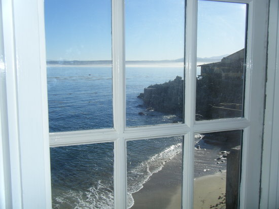 Spindrift Inn: view