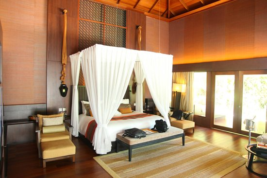 Jumeirah Dhevanafushi : The room