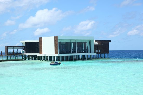 Jumeirah Dhevanafushi : The Gym