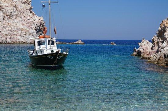 Perseas Boat: Le Perseas