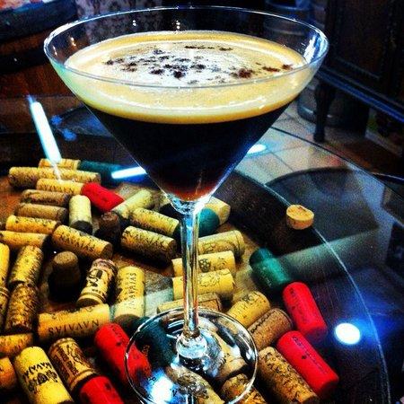 Trattoria Roberto: Caffefreddo café frio al estilo Italiano