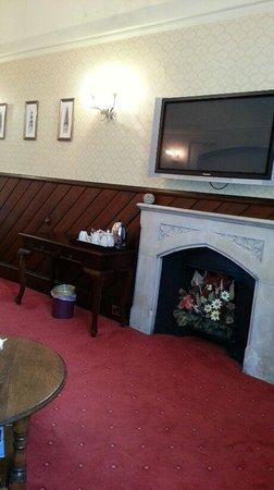 Appleby Manor Hotel & Garden Spa: olde worlde