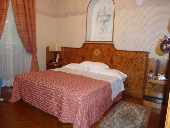 Hotel Farnese : CHAMBRE 22