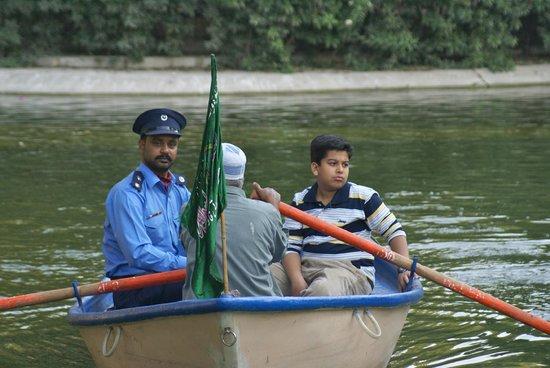 Karachi Zoo: Boating at Zoo
