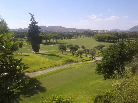 El Plantio Golf Resort : View from our Apartment