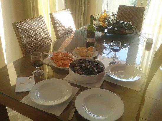 El Plantio Golf Resort: Dining area