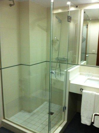 Hotel Monjas del Carmen: bathroom