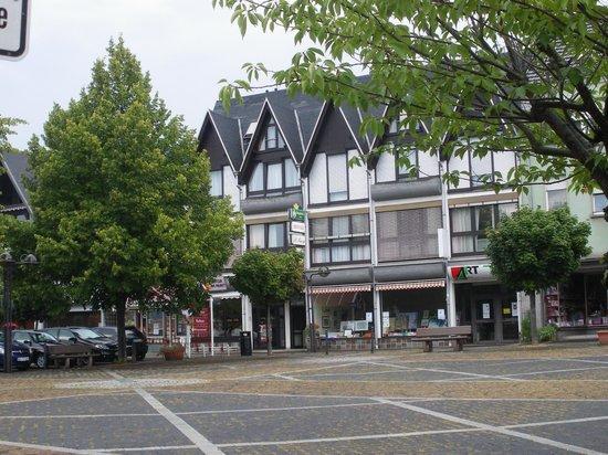 Lovely Little Town Picture Of Hotel St Pierre Bad Honningen Tripadvisor