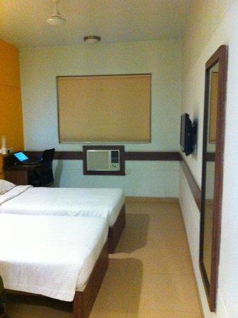 Ginger Guwahati Bedroom (2)