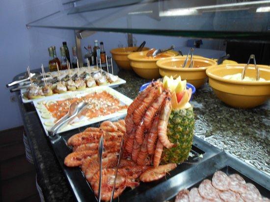 Iberostar Marbella Coral Beach : SEEMS FISHY TO ME